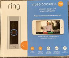 Ring Video Doorbell Pro Hardwired Video Doorbell