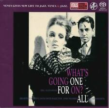 """One For All - What's Going On"" Japan Venus Records Audiophile Jazz DSD SACD New"