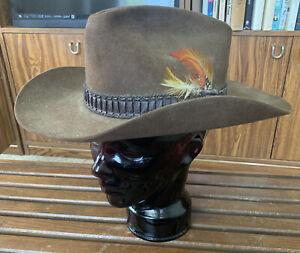 Vintage Stetson Cowboy Western Hat
