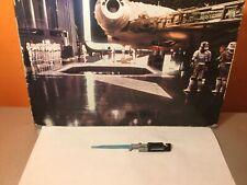 Star Wars Vintage 12 Inch Luke Skywalker Lightsaber 100% Original Kenner 1978