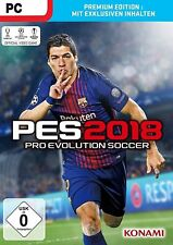 PES 2018 - Premium Edition (PC) NEU UND OVP