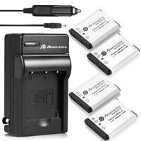 EN-EL19 Battery & Charger for Nikon Coolpix S3100 S3300 S4100 S6500 S4300 S5200