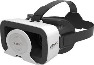 celexon VR3D Brille Headset Economy VRG1 4,7 bis 6 Zoll auch für Brillenträger