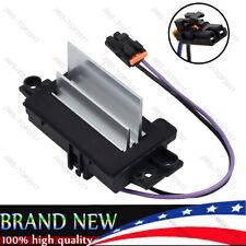 Blower Motor Resistor Heater Control Module 9380363 for GMC Sierra1500 Saab 9-7X