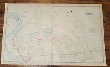 Antigüedad Mapa - Nashua - Hillsborough Condado - N.Hampshire - 1892 Atlas