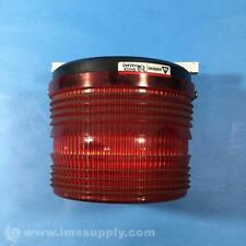 Federal Signal 141St Red Strobe Light Flash Usip