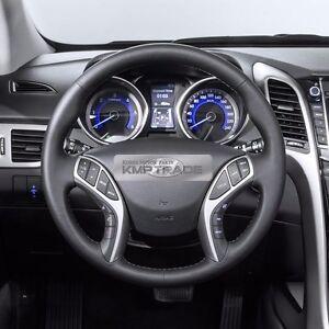 OEM Silver Steering Wheel Switch Set For HYUNDAI 2013-2017 Elantra GT i30