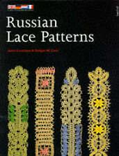 Russian Lace Patterns, Good Condition Book, Karableva, Anna, Korableva, Anna, Co