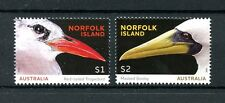 Norfolk Island 2016 MNH Seabirds 2v Set Tropicbird Booby Birds Stamps