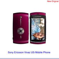 100% Genuine New, Sony Ericsson Vivaz U5i 8MP 3G, mobile phone+ 2GB card