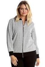 1c4357789f0fdc Plaid Plus Size Coats & Jackets for Women for sale | eBay