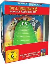 HOTEL TRANSSILVANIEN 2 (Blu-ray Disc, Geschenk-Set mit Blobby-Figur) NEU+OVP