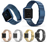 Stainless Steel Strap Watch Band For Fitbit Blaze Tracker & Bumper Frame Case