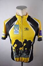 scody 2012 full zip bike cycling jersey maillot Rad Trikot Gr L 52cm I-08