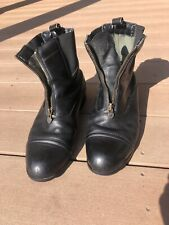 Ariat Heritage III Zip Paddock H20 Mens Boots US Size 9.5. Used.