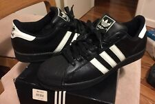 Premium Vintage 1997 Adidas Superstar 10 Stan Smith 80s white Black Ultra Boost