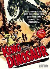 KING DINOSAUR (EL PLANETA INFERNAL)
