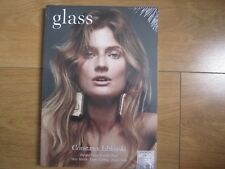 Glass Magazine Summer 2018,Constance Jablonski,Camille Huel,Stacy Martin New.