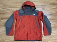 The North Face Summit Series Parka Gore-Tex XCR Red Gray Winter Jacket Men's L
