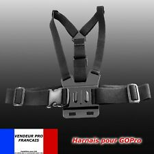 Harnais Fixation Sangle Poitrine Support GoPro pour Caméra GoPro HD Hero 2 3 4 5