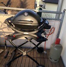 Weber Q 1200 Gasgrill