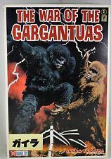 """WAR OF THE GARGANTUAS """"GAIRA"""" resin model unbuilt by XPLUS Japan - 1998 in box"""