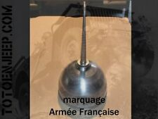 BURETTE HUILE ARMEE FRANCAISE jeep willys M201