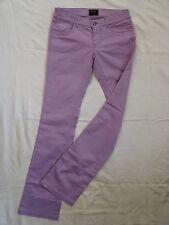 REFRIGIWEAR by MISS SIXTY JEANS STRETCH w28/l32 X-LOW WAIST Slim Fit Bootcut LEG