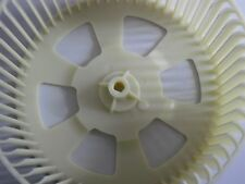"Squirrel Cage Plastic Blower Fan 7 1/8"" Dia X 3 3/8"" wide X 5/16"" Shaft"