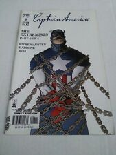 Captain America #8 Volume 4 (Mar 03, Marvel) March 2003 Rieber Austen Miki