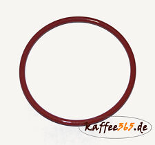 O-Ring 0167 Silikon Rot ø63,5x3,53mm Dichtung für Gaggia Baby, Classic, NewBaby