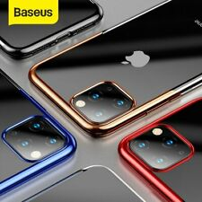 Baseus Shockproof Phone Case Clear Shell Protective Cover For iPhone 11 Pro Max
