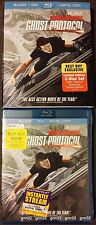 Mission Impossible Ghost Protocol (Blu-ray+DVD+Digital Copy) Best Buy Slipcover
