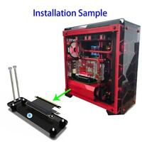 PCI-E3.0 16X Graphics Card Vertical Stand Holder Bracket for ATX Chassis