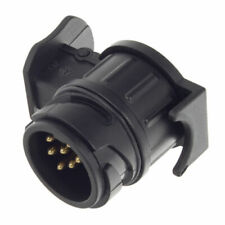 Adapter f/ür PKW und Anh/änger 13 Polig auf 7 Polig HEQUN Anh/änger Adapter Adapter//Anh/ängerkupplung von 13-Pin Auto auf 7-Pin Anh/änger