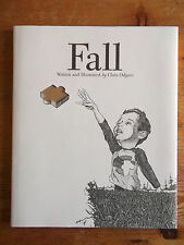 Fall - Chris Odgers (1st Print) Signed, Dated & Doodled