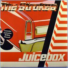 "7"" THE STROKES Juicebox / Hawaii ALBERT HAMMOND Indie Rock ROUGH TRADE like NEW!"