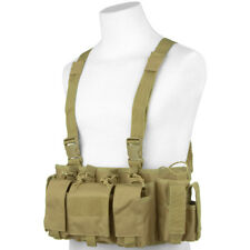 VIPER SPECIAL OPS CHEST RIG MILITARY AMMO MAGS CARRIER ARMY UTILITY VEST COYOTE