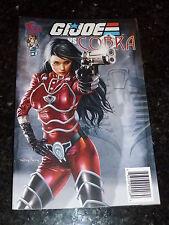 G.I. JOE Vs COBRA - No 2 - Date 2009 - FP Comics