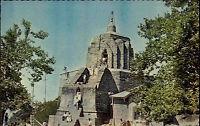 Shankaracharya Hill Tempel seltene AK aus KASHMIR 60er Jahre Postkarte