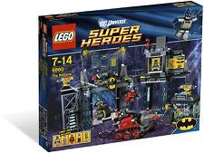 LEGO - THE BATCAVE  |  6860  |  RETIRED  | FREE SHIP | SUPER HERO | NIB | BANE