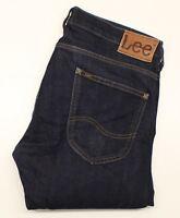 Lee Powell Mens Blue  Slim Stretch Jeans  W34 L33  (34305)
