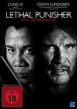Lethal Punisher - Kill or Be Killed  [DVD]  (Neu & OVP)