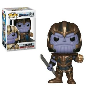 Avengers 4: Endgame - Thanos Pop! Vinyl-FUN36672