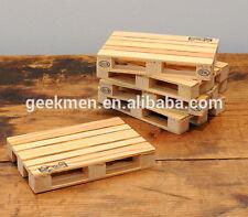 RC 1/10 Scale Miniature Wooden Pallet 1 PC US Seller