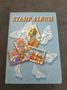 Small Stamp Album