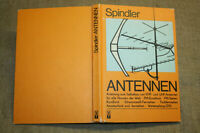 Fachbuch Amateurfunk, Antennenbau, Antennen, Funktechnik, DDR 1986, VHF, UHF; DX