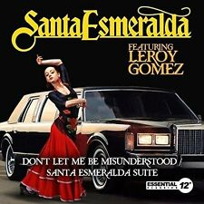 SANTA ESMERALDA-DON`T LET ME BE MISUNDERSTOOD / ESMERALDA SUITE  CD NEW