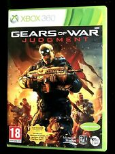 JEU - XBOX 360 - Gears Of War Judgement - Occasion