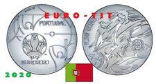 2,50  €    PORTUGAL  COMMEMORATIVE     2020   FOOTBALL  UEFA    NOUVEAU     2020